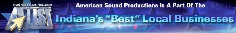 A List for American Sound Productions